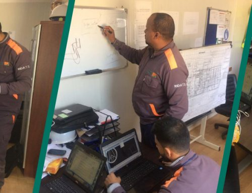 Upgrade of Crude Oil Heaters Control System