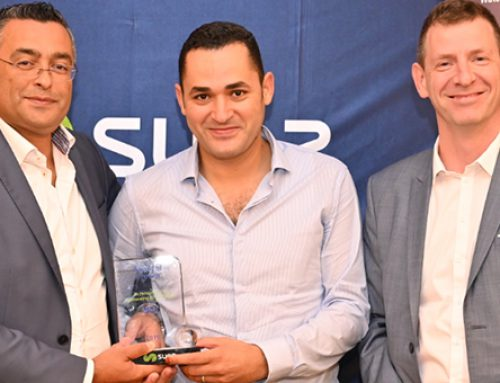 "Rida Technical Service win the ""Business Award of Growth"""